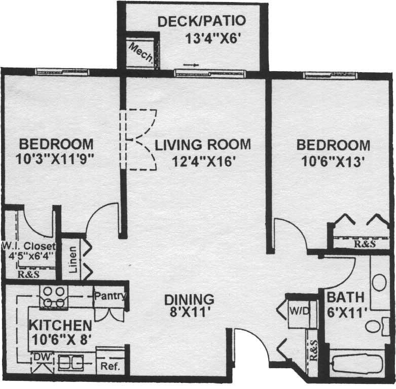 Unit D Morehouse Place