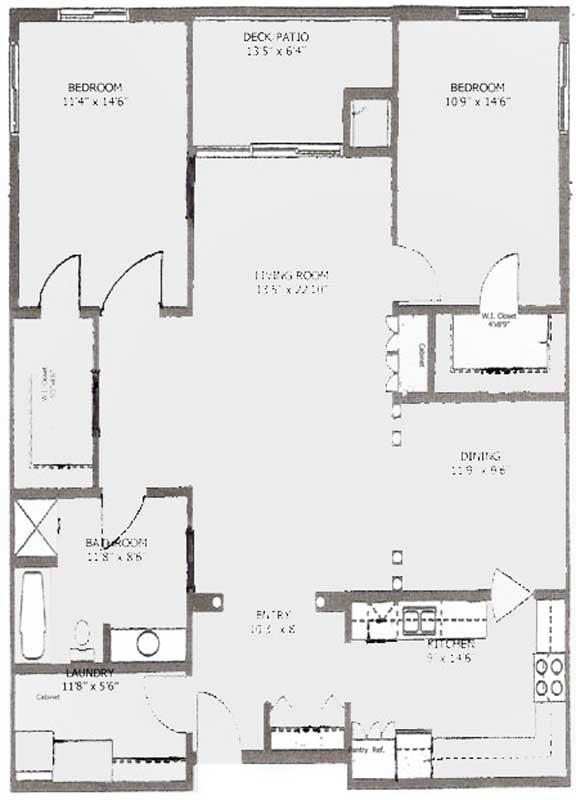 Unit F Morehouse Place