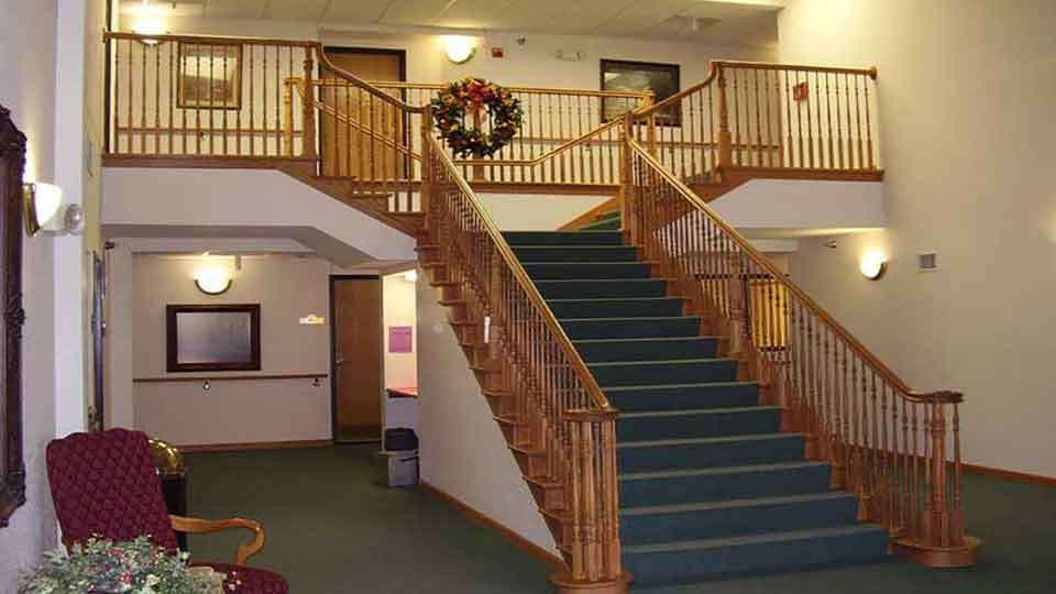 Morehouse Place Foyer
