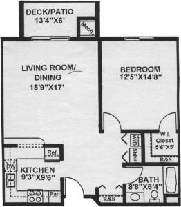 Unit A Morehouse Place